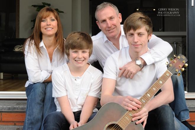 The McRoberts Family