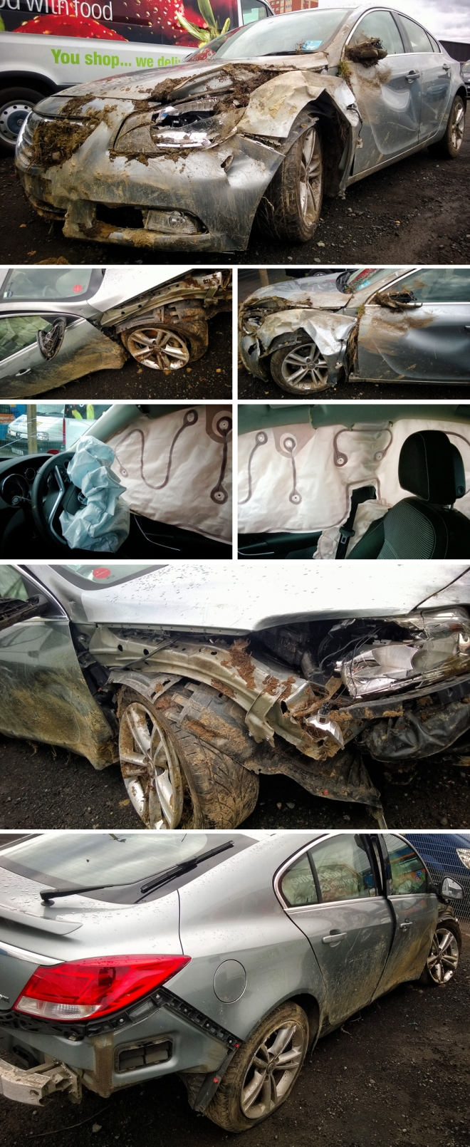 Car Crash!