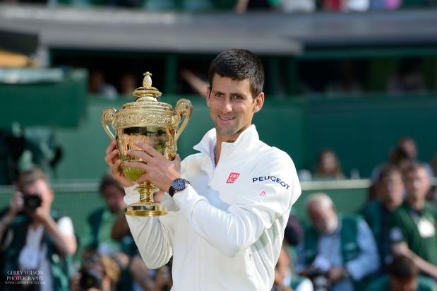 The Wimbledon Gentlemen's Final – My Front RowView