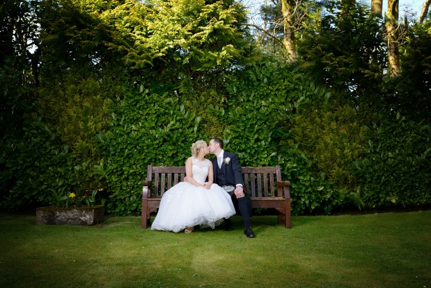 Andy and Angela – The Strathaven Hotel