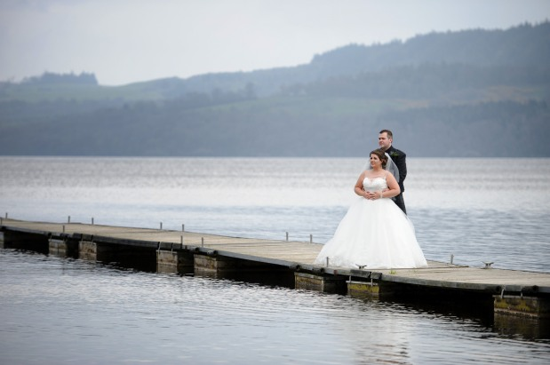 Lynn and David – The Cruin Loch Lomond