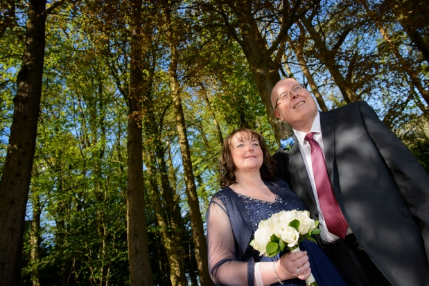 Carol and George – The Carnbooth House Hotel