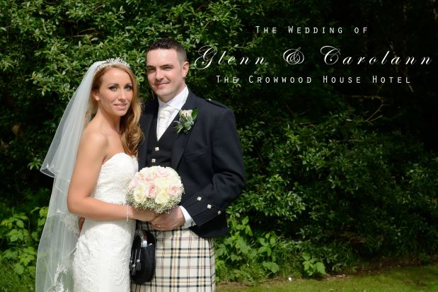 Glenn and Carolann – The Crowwood House Hotel