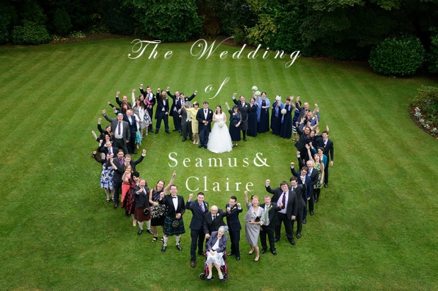 Claire and Seamus – St Patrick's Church Strathaven & The Strathaven Hotel