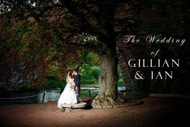 Gillian and Ian – Brig o' Doon House Hotel