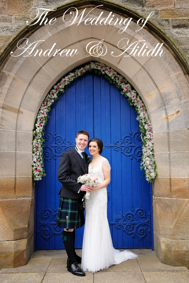 Andrew and Ailidh – Rankin Church, Strathaven and The Lochside HouseHotel